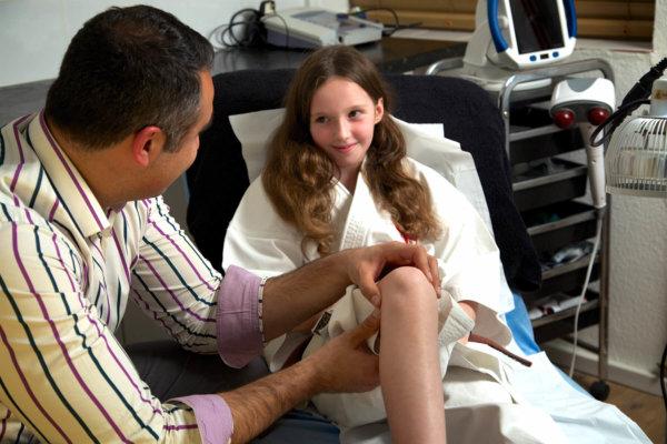 Shockwave Clinic sports injury marketing