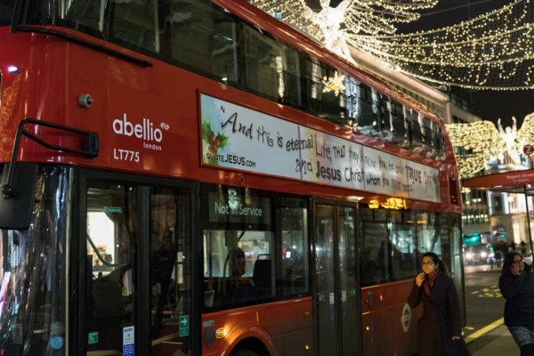 Revelation TV 'Jesus Quote' campaign